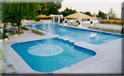 Azadi Grand Hotel Tehran Iran - Swimming Pool